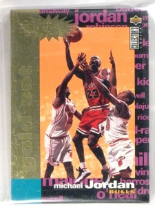 1995-96 Collector's Choice Crash Game Gold Redemption Jordan Set of 30  *60961