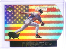 1998 Upper Deck National Pride Cal Ripken Jr. #NP37 *63500