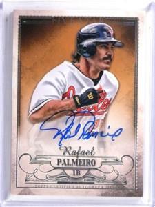 2016 Topps Five Star Autographs Rafael Palmeiro Autograph auto #FSARP *59032