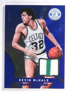 2012-13 Totally Certified Kevin McHale Blue Jersey Patch #D09/25 #33 *57050