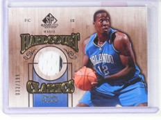 2007-08 SP Game Used Dwight Howard Hardcourt Classics Jersey #D033/199 *47519