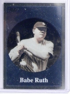2001 Topps Chrome Before There Was Topps Babe Ruth #BT2 *62974