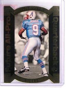 1995 SP All-Pros Gold Steve McNair #15 *51395