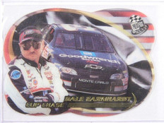 2000 Press Pass Cup Chase Prize Dale Earnhardt #CC4 *23031