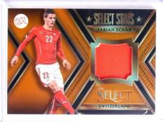 2015 Select Soccer Fabian Schar Stars Jersey Memorabilia #D093/149 #STFS *53955