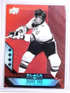 2014-15 Upper Deck Black Diamond Hockey Bobby Orr Ruby #D48/50 #211 *56697