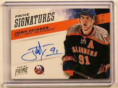 12-13 Panini Prime Signatures John Tavares auto autograph #D20/50 #35 *41309