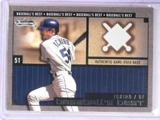 2002 Fleer Showcase Baseball's Best Ichiro Suzuki Base #51  *61316