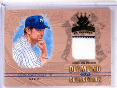 2004 Diamond Kings Cut Collection Don Mattingly Jersey #D022/100 #DC41  *61482