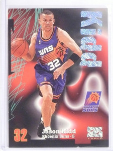 1997-98 Skybox Z-Force Jason Kidd Rave Parallel #D167/399 #94 *56900