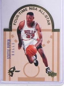 1993-94 Upper Deck SE Die Cut All-Stars Scottie Pippen #E4 *64252