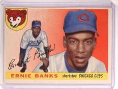 1955 Topps Ernie Banks #28 VG *67375
