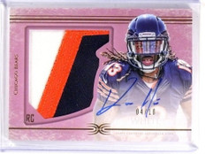 2015 Topps Definitive Kevin White autograph auto patch rc rookie #D04/10 *53473