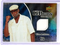2006-07 UD Reserve LeBron James The LeBrons Wise Relic Jersey #LM1 *56674