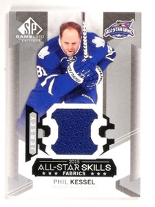 2015-16 SP Game Used Phil Kessel All-Star Skills Fabrics Jersey #AS7 *54253