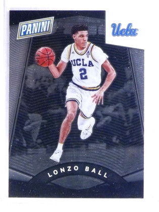 2017 Panini Collegiate The National VIP Lonzo Ball rc rookie #91 *69188