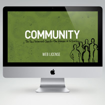 Community Bible Study Teaching Materials