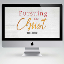 Pursuing The Christ  Study