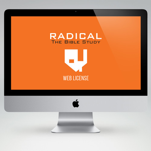 Radical Bible Study Teaching Materials (Adult Edition)
