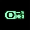 "Blood Type O- Negative - ""Super-Lumen"" Glow-In-The-Dark Patch"