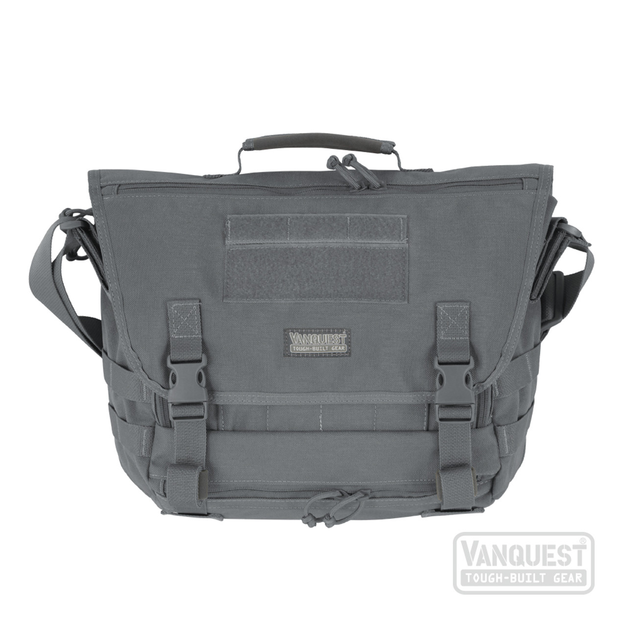 34f5e354e254 SKITCH-12 Messenger Bag - VANQUEST  TOUGH-BUILT GEAR