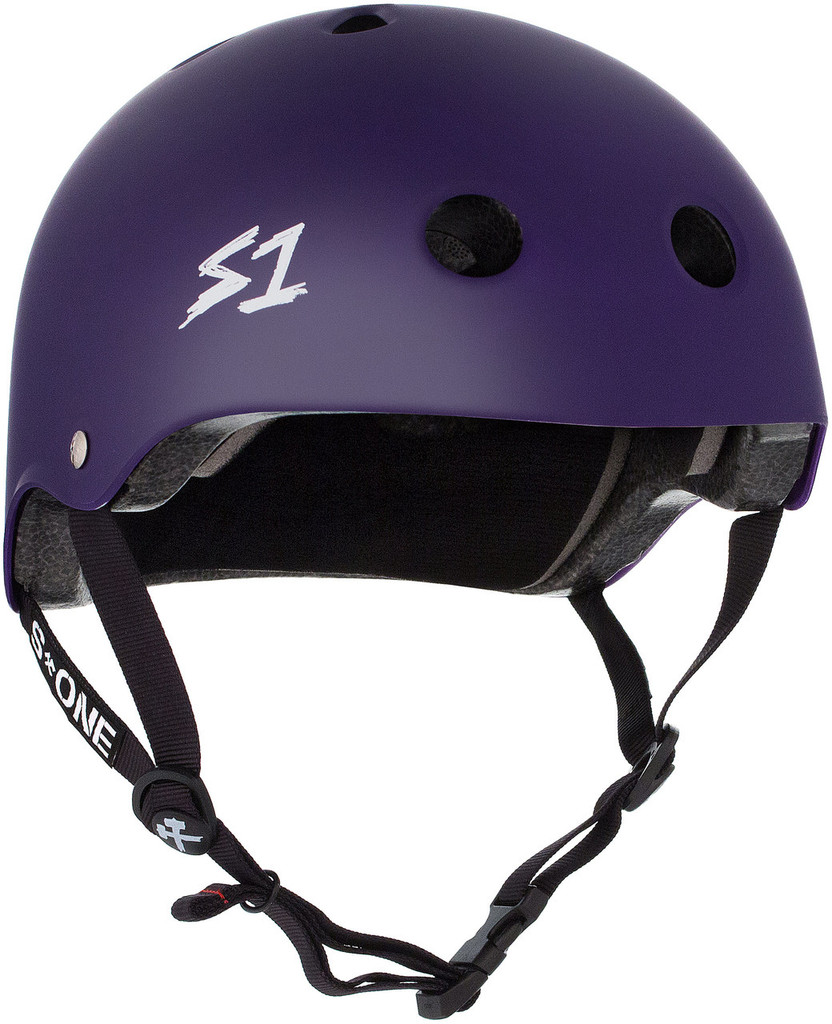 S1 Lifer Helmet Specs: • Specially formulated EPS Fusion Foam • Certified Multi-Impact (ASTM) • Certified High Impact (CPSC) • 5x More Protective Than Regular Skate Helmets • Deep Fit Design