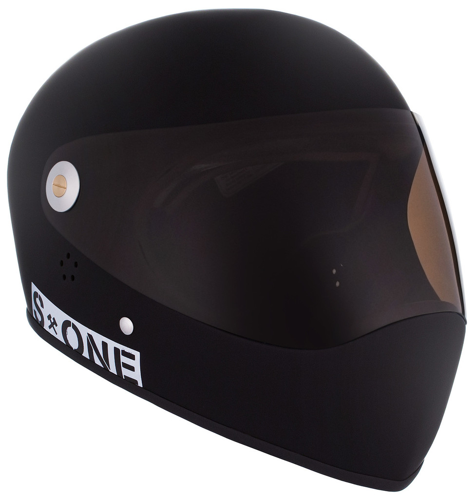 Black Matte W/ Tint Visor | S1 Lifer Full Face Helmet Specs: • Specially formulated EPS Fusion Foam • Certified Multi-Impact (ASTM) • Certified High Impact (CPSC) • 5x More Protective Than Regular Skate Helmets • Deep Fit Design