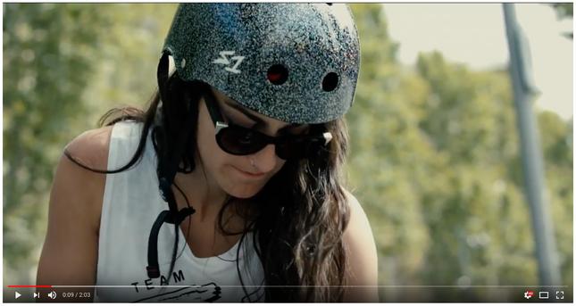 Bomba Hache Video / Madrid Spain