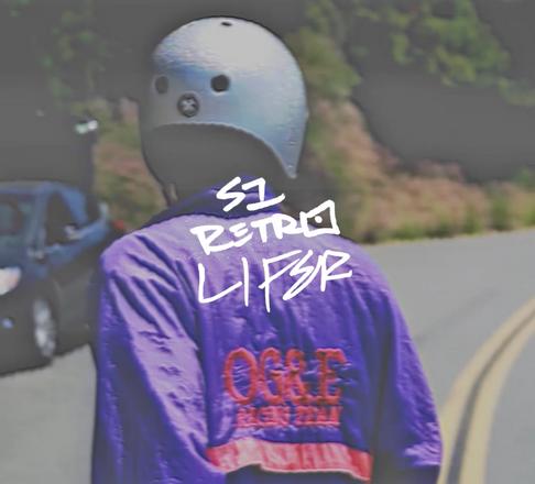 Danny MacDonald / S1 Retro Lifer Helmet / Malibu, CA