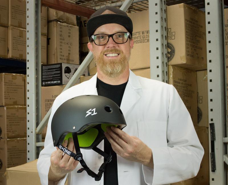 A Better & Safer Helmet