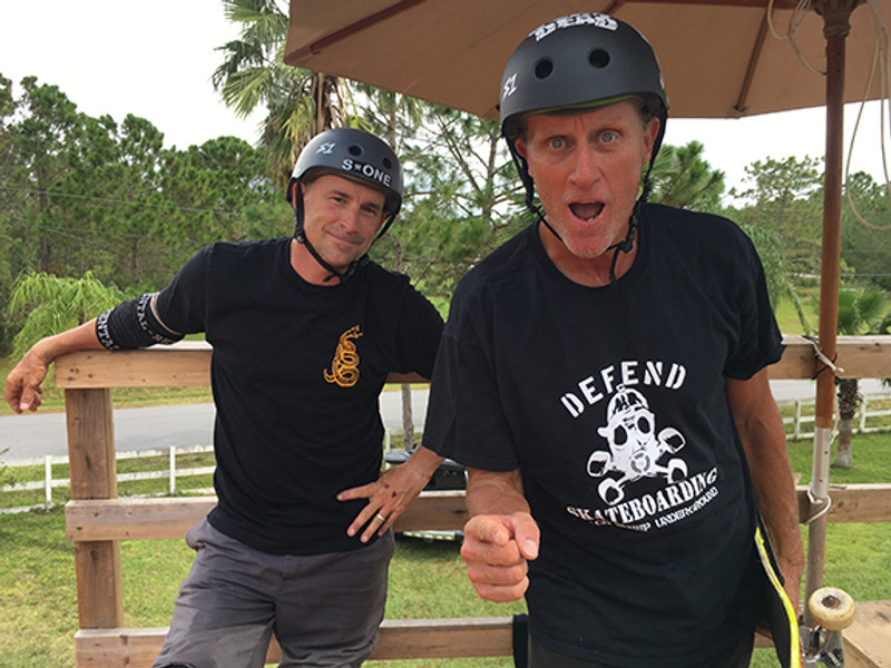 Mike Frazier & Bob Umbel
