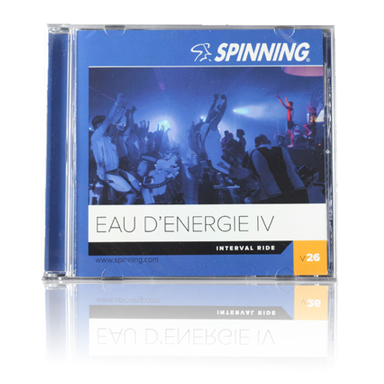 Spinning® CD Volume 26 | Eau D'Energie IV