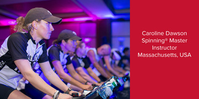 Caroline Dawson, Spinning® Master Instructor | Massachusetts, USA