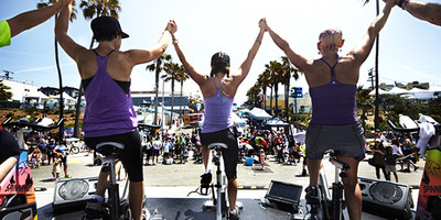 Pedaling for a Purpose Through Charity