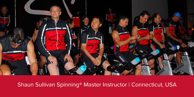 Shaun Sullivan, Spinning® Master Instructor | Connecticut, USA