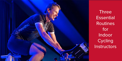 3 Essential Indoor Cycling Routines for Instructors