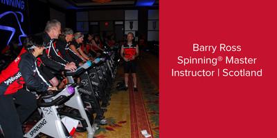 Barry Ross, Spinning® Master Instructor | Scotland