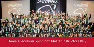 Daniele Iacoboni, Spinning® Master Instructor | Italy
