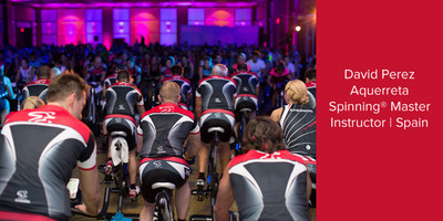 David Perez Aquerreta, Spinning® Master Instructor | Spain