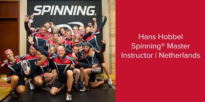Hans Hobbel, Spinning® Master Instructor | Netherlands