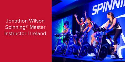 Jonathon Wilson, Spinning® Master Instructor | Ireland