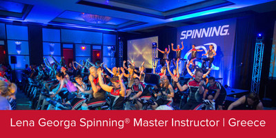 Lena Georga, Spinning® Master Instructor | Greece