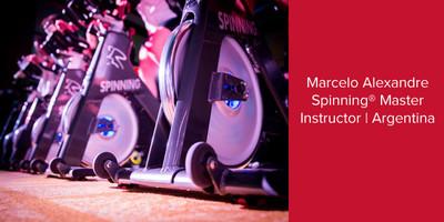 Marcelo Alexandre, Spinning® Master Instructor | Argentina