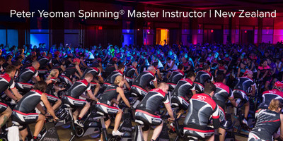 Peter Yeoman, Spinning® Master Instructor | New Zealand