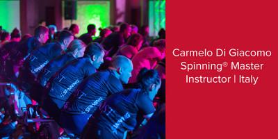 Carmelo Di Giacomo, Spinning® Master Instructor | Italy