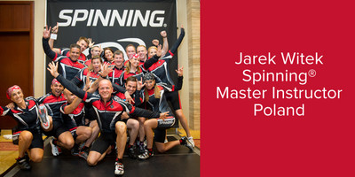 Jarek Witek, Spinning® Master Instructor | Poland