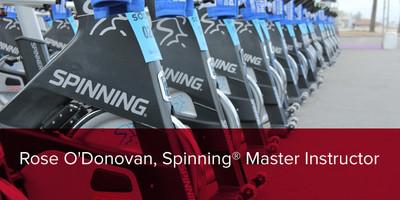 Rose O'Donovan, Spinning® Master Instructor | United Arab Emirates