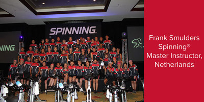 Frank Smulders, Spinning® Master Instructor | Netherlands