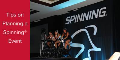 Tips for Planning a Spinning® Event