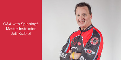 Q&A with Spinning® Master Instructor Jeff Krabiel | California, USA